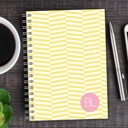 Up and Down Style Writing Journal