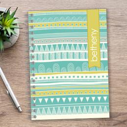 Tribal Mood Writing Journal