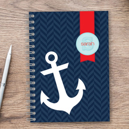 Small Anchor Writing Journal