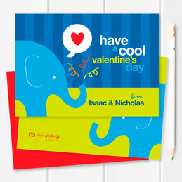 A Cool Valentine'S Day Kids Valentines Cards