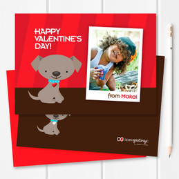 Ready For Valentine's Day Kids Valentines Cards