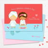 Super Cute Toddler Valentines Cards | A Fabulous Valentine's Day