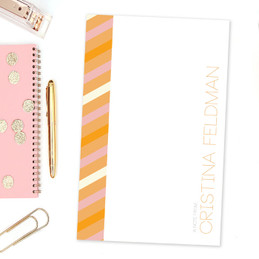 Shop 5X7 Notepad | Bold Lines