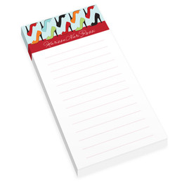 Love For Shoes Personalized List Pad