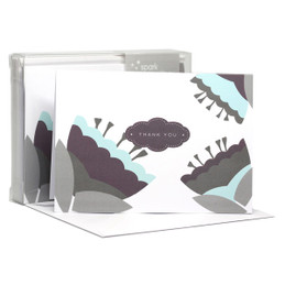 Modern Boxed Stationery Note Cards | Trumpette Flowers