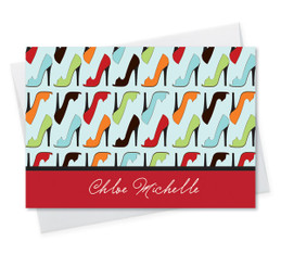 Check Out Our Personalized Note Cards | Love For Shoes