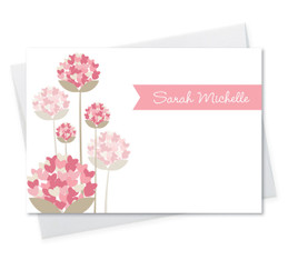 Original Custom Notecards | Pom Poms In View