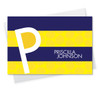 Browse Custom Printed Thank You Cards   Fun Yellow