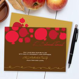 Plenty Of Pomegranates Card