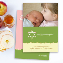 Rosh Hashanah Greeting Cards | Delicate Wishes