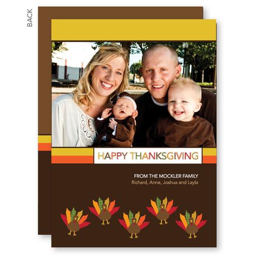 Happy Thanksgiving Cards   Turkeys And Turkeys
