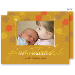 Wishful Thanksgiving Thanksgiving Invitations