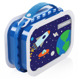 Rocket Launch Personalized Yubo® Lunchbox