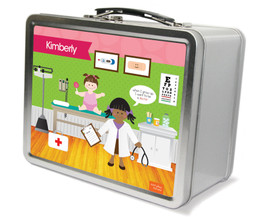 Doctor's visit Metal Lunchbox