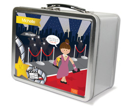 In the spotlight Metal Lunchbox