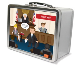 Legally Correct Metal Lunchbox