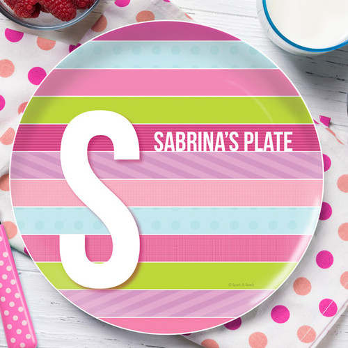 Sweet Lines Personalized Dishes