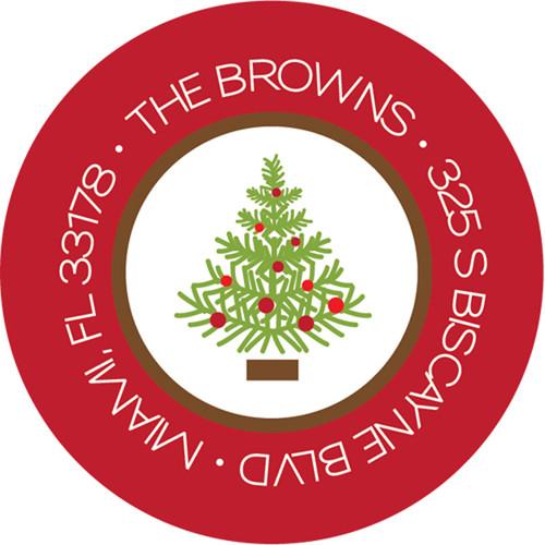 Christmas Address Labels.Holiday Frames Christmas Address Labels