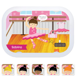 Everyday Heroes faceplates - Ballerina Studio (6 ethnicities)