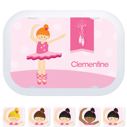 Everyday Heroes faceplates - Love for Ballet (6 ethnicities)