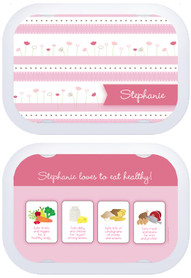 Personalized faceplates - Field Of Tulips