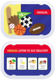 Personalized faceplates - My Love For Sports