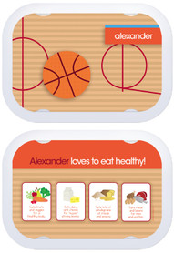 Personalized faceplates - Basketball Fan