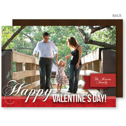 An Elegant Valentine's Day Cards