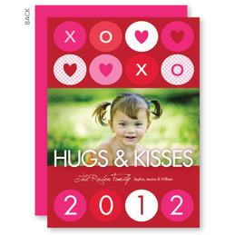 Xoxo Be My Valentine Valentine's Day Cards