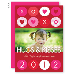 Custom Valentine Cards | Xoxo Be My Valentine