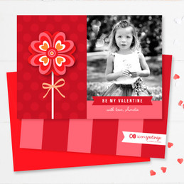 Cute and Fun Valentines Day Cards For School | Sweet Valentines Flower