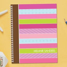 Sweet Lines Kids Notebook