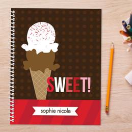Sweet & Yummy Kids Notebook