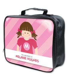 Super Girl Soft Lunch Bag