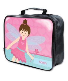 Fairy Girl Soft Lunch Bag
