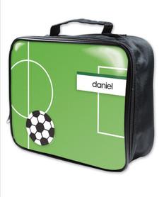 Soccer Fan - Green Soft Lunchbag