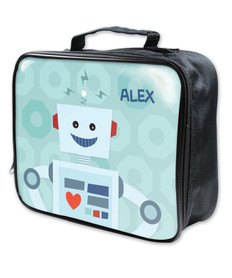 My Own Robot Soft Lunch Bag