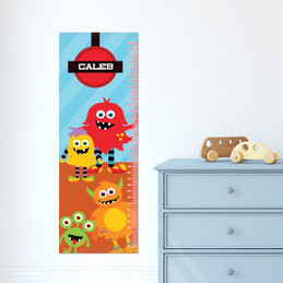 Monster Attack Growth Chart