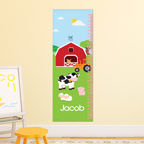 A Day In The Farm Growth Chart