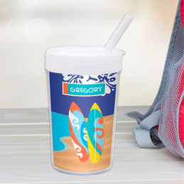 Surf the Waves Toddler Cup