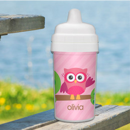 Best sippy cups for toddlers with cute owl