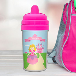 Best sippy cup for milk with Sweet Princess