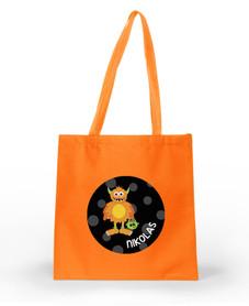 Big Foot Monster halloween treat bags SP2