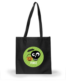Cute Eskeleton  personalized halloween bags SP6