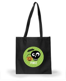 Cute Eskeleton  personalized halloween bags SP6