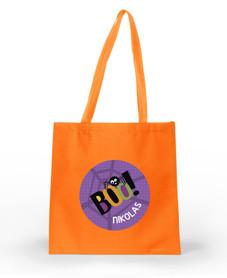 Boo Spider halloween treat bags SP7