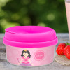 Cute Black Haired Princess Snack Bowls Gifts