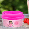 Cute African American Princess Snack Bowls Gifts