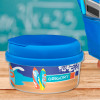 Surf The Waves Customized Snack Bowl
