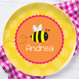 Fly Little Bee Kids Dinnerware